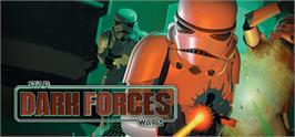 Banner artwork for Star Wars: Dark Forces.