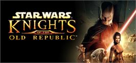 Banner artwork for Star Wars: Knights of the Old Republic.