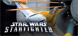 Banner artwork for Star Wars Starfighter.