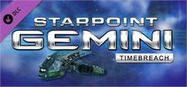 Banner artwork for Starpoint Gemini : Timebreach.