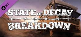 Banner artwork for State of Decay - Breakdown.