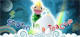 Banner artwork for Storm in a Teacup.