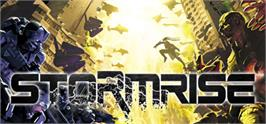 Banner artwork for Stormrise.