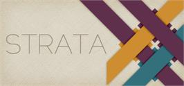 Banner artwork for Strata.