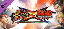 Banner artwork for Street Fighter X Tekken: TK Booster Pack 4.