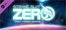 Banner artwork for Strike Suit Zero - Raptor DLC.