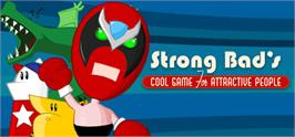 Banner artwork for Strong Bad's Cool Game for Attractive People: Season 1.