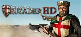 Banner artwork for Stronghold Crusader HD.