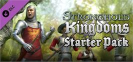 Banner artwork for Stronghold Kingdoms Starter Pack.