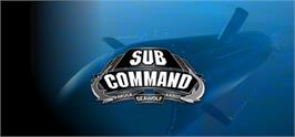 Banner artwork for Sub Command.