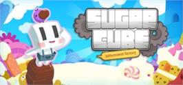 Banner artwork for Sugar Cube: Bittersweet Factory.