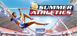 Banner artwork for Summer Athletics.