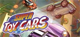 Banner artwork for Super Toy Cars.