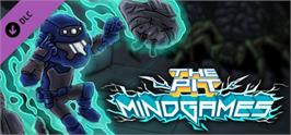 Banner artwork for Sword of the Stars: The Pit - Mind Games.