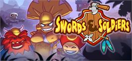Banner artwork for Swords and Soldiers HD.