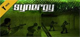 Banner artwork for Synergy.