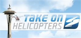 Banner artwork for Take On Helicopters.