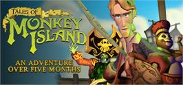 Banner artwork for Tales of Monkey Island Complete Pack.