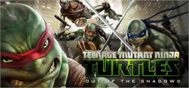Banner artwork for Teenage Mutant Ninja Turtles: Out of the Shadows.