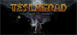 Banner artwork for Teslagrad.