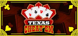 Banner artwork for Texas Cheat'Em.