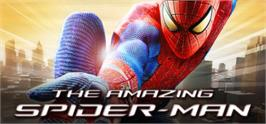Banner artwork for The Amazing Spider-Man.