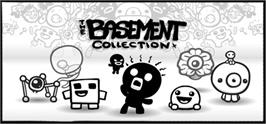 Banner artwork for The Basement Collection.