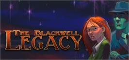 Banner artwork for The Blackwell Legacy.