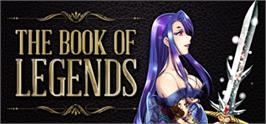 Banner artwork for The Book of Legends.