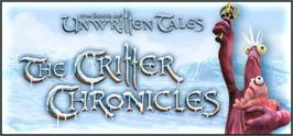 Banner artwork for The Book of Unwritten Tales: The Critter Chronicles.
