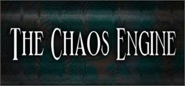 Banner artwork for The Chaos Engine.