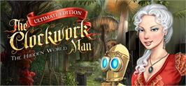 Banner artwork for The Clockwork Man: The Hidden World.