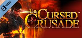 Banner artwork for The Cursed Crusade.