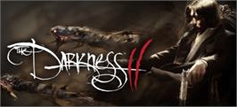 Banner artwork for The Darkness II.