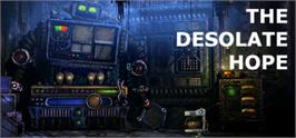Banner artwork for The Desolate Hope.