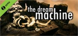 Banner artwork for The Dream Machine: Chapter 1 & 2.