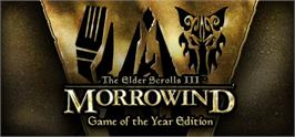 Banner artwork for The Elder Scrolls III: Morrowind® Game of the Year Edition.