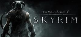 Banner artwork for The Elder Scrolls V: Skyrim.