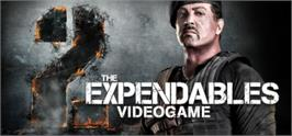 Banner artwork for The Expendables 2 Videogame.
