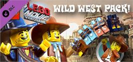 Banner artwork for The LEGO® Movie - Videogame DLC - Wild West Pack.