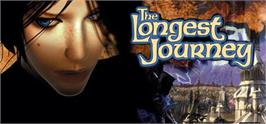 Banner artwork for The Longest Journey.