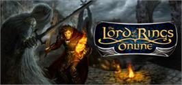 Banner artwork for The Lord of the Rings Online.