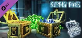 Banner artwork for The Mighty Quest For Epic Loot - Supply Pack.