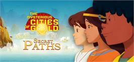 Banner artwork for The Mysterious Cities of Gold.