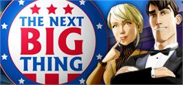Banner artwork for The Next BIG Thing.