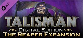 Banner artwork for The Reaper Expansion Pack.