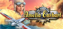 Banner artwork for The Search for Amelia Earhart.