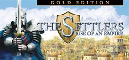 Banner artwork for The Settlers®: Rise Of An Empire Gold Edition.