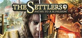 Banner artwork for The Settlers 7: Paths to a Kingdom: Deluxe Gold Edition.