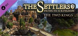 Banner artwork for The Settlers 7: Paths to a Kingdom The Two Kings DLC #4.